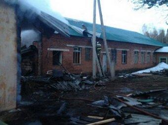 Пожар в психбольнице в Подмосковье: 38 человек погибших
