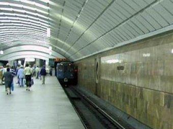 В московском метро мужчина бросился под поезд