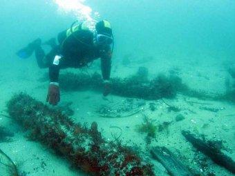 Дайверы нашли легендарное судно, которое отправилось 400 лет назад на поиски Эльдорадо