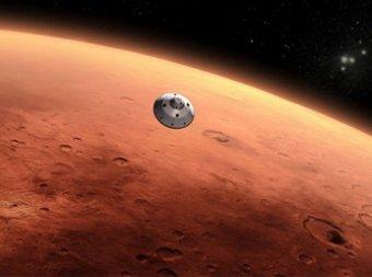 Посадку Curiosity на Марс теперь можно увидеть с борта марсохода