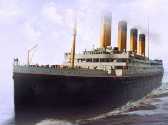 """В 2016 году на воду спустят точную копию """"Титаника"""""""