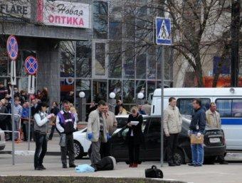 Стала известна причина бойни в центре Белгорода, в которой погибли 6 человек