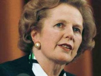 "В Британии умерла ""железная леди"" Маргарет Тэтчер"