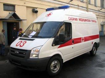 На Новом Арбате в Москве прогремел взрыв: двое пострадали