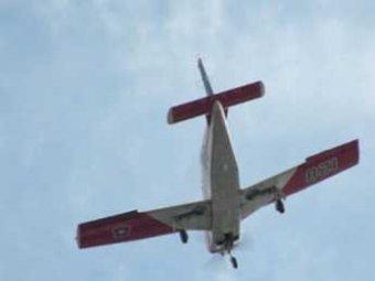 На авиашоу в Доминикане разбился самолет на глазах зрителей