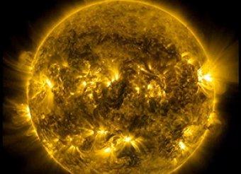 "Ролик ""Три года жизни Солнца за три минуты"" стал хитом Интернета"