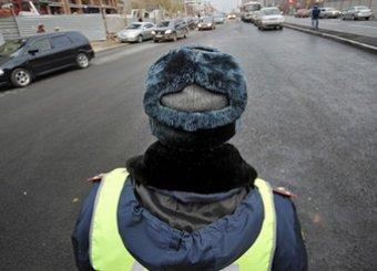 В Екатеринбурге автоугонщик застрелился, скрываясь от сотрудников ГИБДД