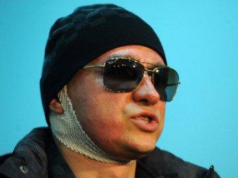Сергей Филин полностью ослеп