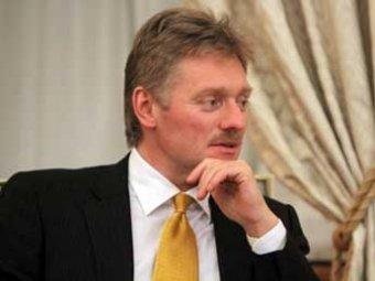 """Пресс-секретарь Песков назвал Путина  """"мастером компромисса"""""""