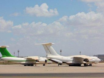 В Ливии свадебный стрелок попал в пассажирский самолет