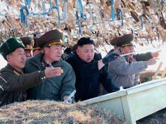 КНДР передислоцировала на восток ракету и грозит США ядерным ударом