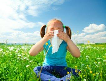 Вся правда о детской аллергии