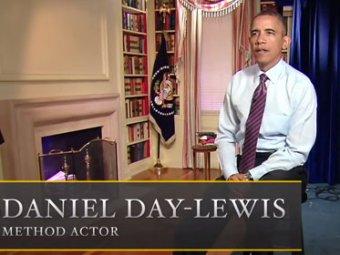Обама снялся в трейлере нового фильма Стивена Спилберга