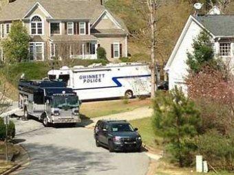 В США мужчина взял в заложники пятерых пожарных и был убит при задержании