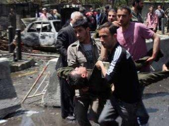 В результате теракта у стен российского посольства в Сирии погибли 13 человек и более 70 ранены