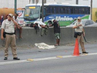 В Рио-де-Жанейро иностранную туристку жестоко изнасиловали в автобусе