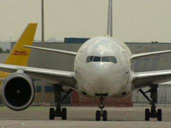 Boeing-767 экстренно сел в Новосибирске из-за пьяного дебошира