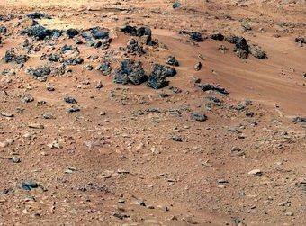 На Марсе обнаружили каску солдата гитлеровской Германии