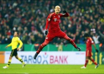 Бавария боруссия финал лиги чемпионов