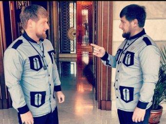 Рамзан Кадыров показал своего двойника