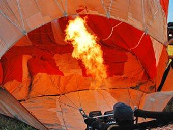 В Турции рухнул воздушный шар с туристами: один погиб