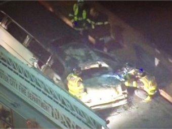 Пять девушек умерли в лимузине на вечеринке в США