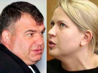 СМИ: Сердюков с Васильевой продали кусок Финского залива по демпинговым ценам