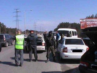 В Сургуте полиция предотвратила новое побоище: задержаны 160 вооруженных людей на машинах