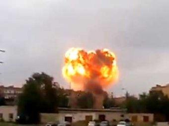 При взрывах на полигоне под Самарой погиб гражданин Казахстана