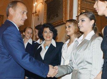 Развод Путина с женой: причина – Кабаева?