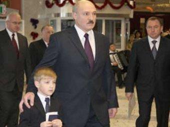 Армянские СМИ возмущены тратами из бюджета на 9-летнего Колю Лукашенко