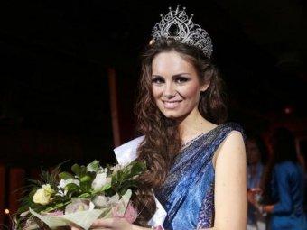 Названа самая красивая девушка Москвы 2013