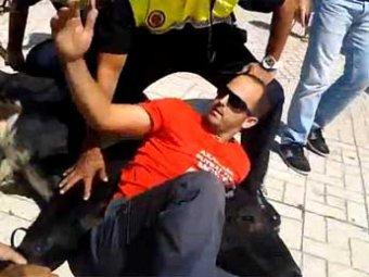 Испанец в одиночку завалил разъяренного 200-килограммового быка