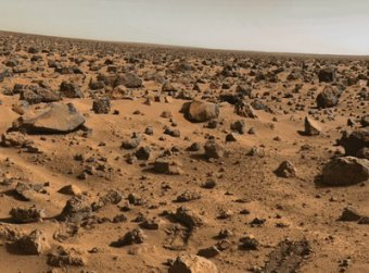 Curiosity обнаружил на Марсе крысу