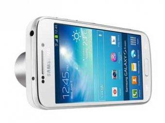 """Компания Samsung показала свой камерофон - """"убийцу""""  Nokia PureView"""