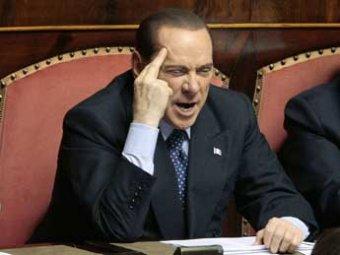 Берлускони осудили на 7 лет тюрьмы за связь с несовершеннолетней Руби