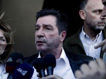 Демонстранты избили мэра Афин