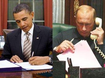 Путин и Обама по телефону обсудили ситуацию вокруг Сноудена