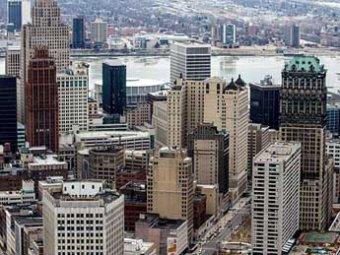 Власти Детройта официально заявили о банкротстве
