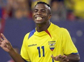 Футболист сборной Эквадора умер в результате сердечного приступа