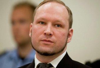Норвежский убийца Брейвик хочет поступить в университет