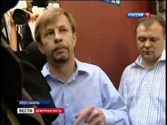 Суд освободил арестованного Евгения Урлашова от должности мэра Ярославля