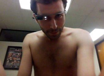 В Google Glass впервые сняли профессиональное порно (ВИДЕО)