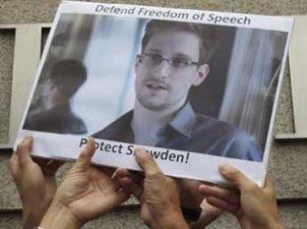 Выяснилось, почему Сноуден не улетел с президентом Боливии