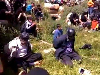 В Сирии боевики обезглавили католического священника: в кадре русскоязычные люди