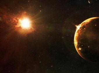 Ученые стали свидетелями рождения нового гигантского Суперсолнца