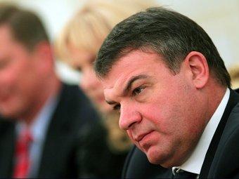 У зятя Анатолия Сердюкова прошли обыски
