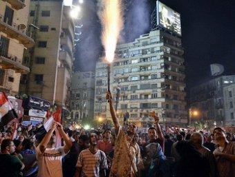 Военный переворот в Египте: президент Мурси взят под стражу