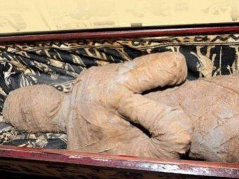 Мальчик нашёл древнеегипетскую мумию на чердаке дома в Германии