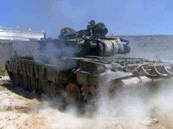 Сирийская оппозиция предоставила США список целей для ударов НАТО